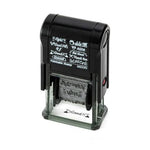 Midori Rotating Paintable Stamp with Messages - M.Lovewell