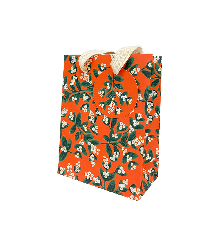 Mistletoe Gift Bag - Small