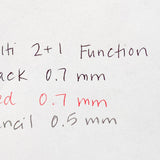 Multi 2+1 Function Pen - M.Lovewell