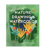 Nature Drawing and Watercolor by Peggy Dean