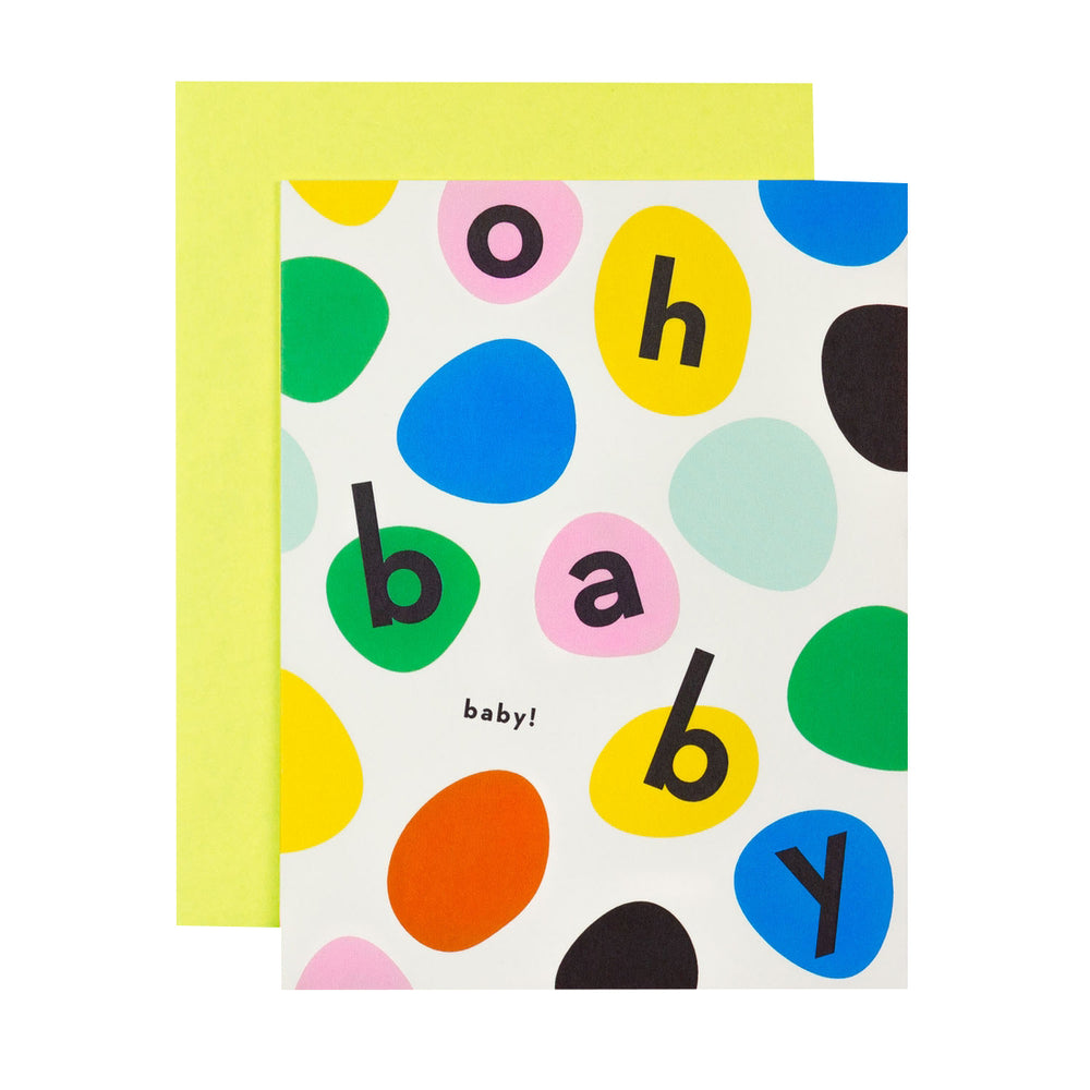 Oh Baby Baby! Card