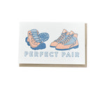 Perfect Pair Hikers Card