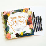 Pretty Simple Lettering: Modern Calligraphy and Hand Lettering for Beginners Kit