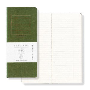 Ro-Biki Note - Lined Notebook