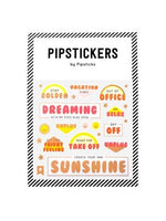 Sunshine Dreaming Stickers - M.Lovewell