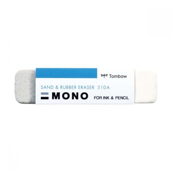 Tombow Mono Sand and Rubber Eraser - M.Lovewell