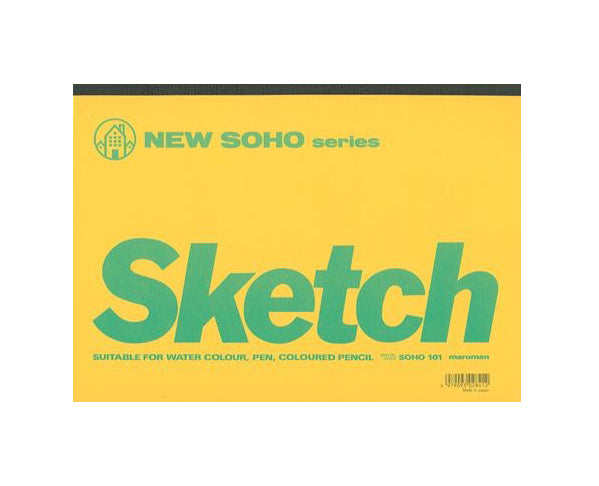 SOHO B5 Sketch Pad