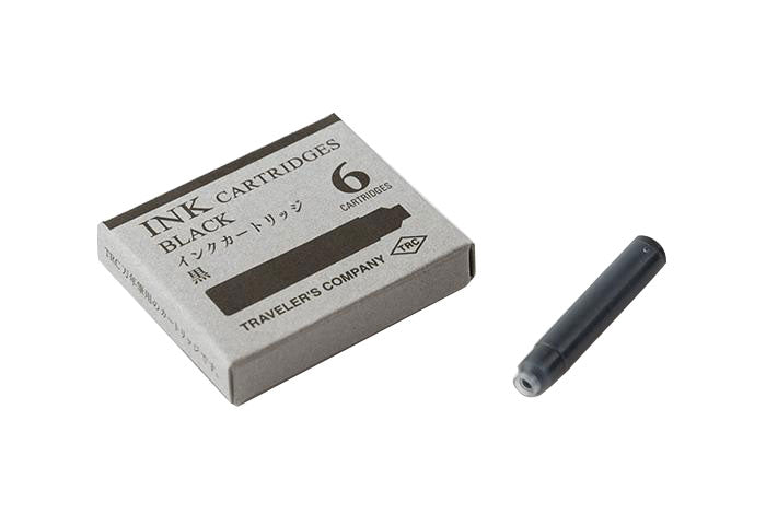 TRC Brass Fountain Pen Ink Cartridges