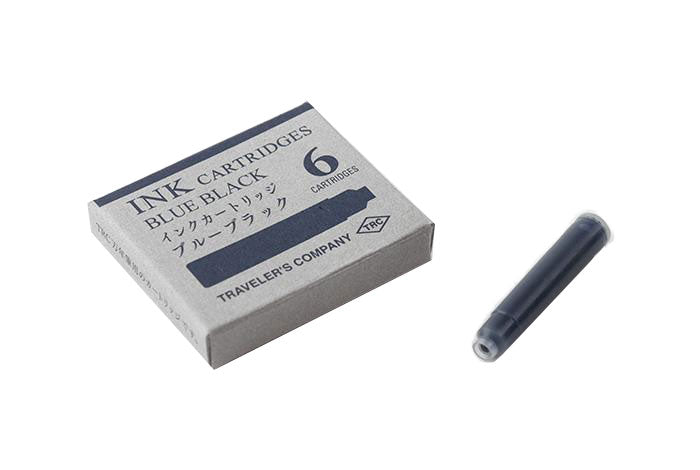 TRC Brass Fountain Pen Ink Cartridges - M.Lovewell