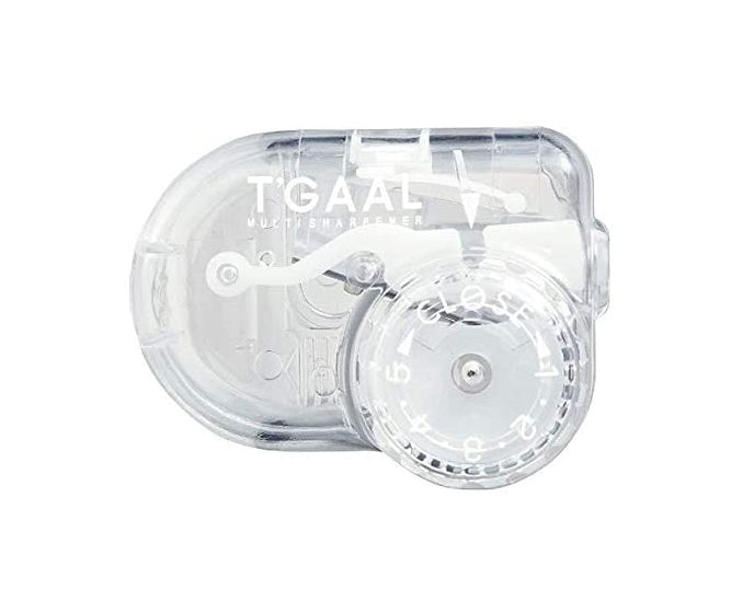 T'GAAL Clear Angle Adjustable Pencil Sharpener