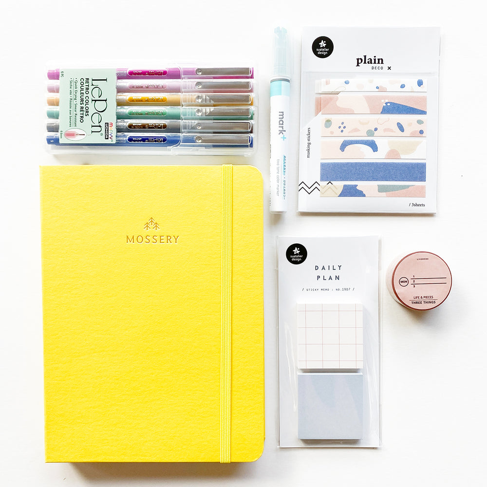 Journal Lover Surprise Pack
