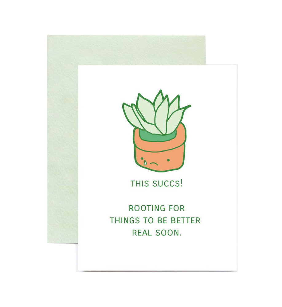 This Succs Card