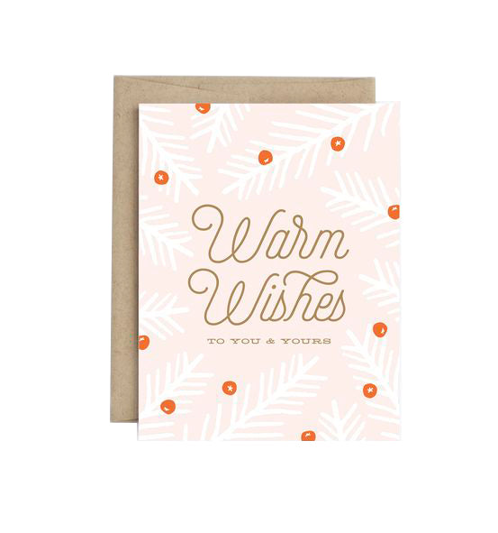 Warm Wishes Set of 8