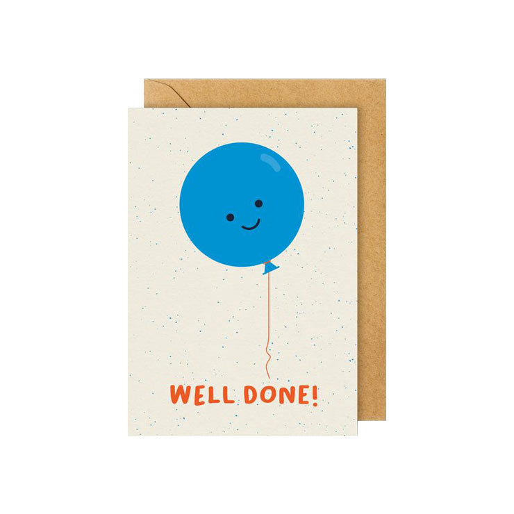Well Done Card - M.Lovewell