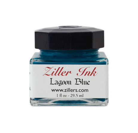 Ziller Ink - Lagoon Blue