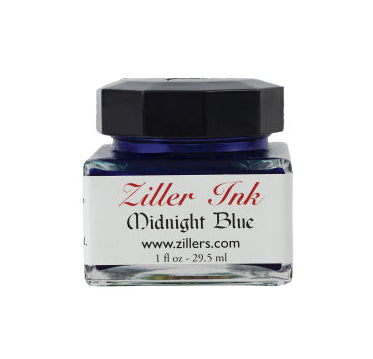 Ziller Ink - Midnight Blue