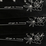 Always Be Blooming Bandana - M.Lovewell