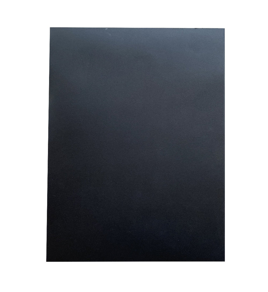 Deluxe Black Paper Pad - Unlined - M.Lovewell
