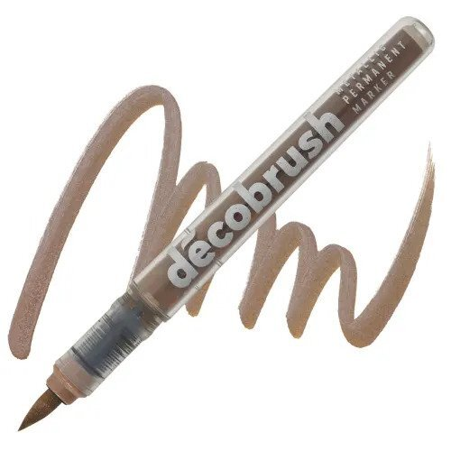 Karin Deco Brush Marker Metallic Singles - M.Lovewell