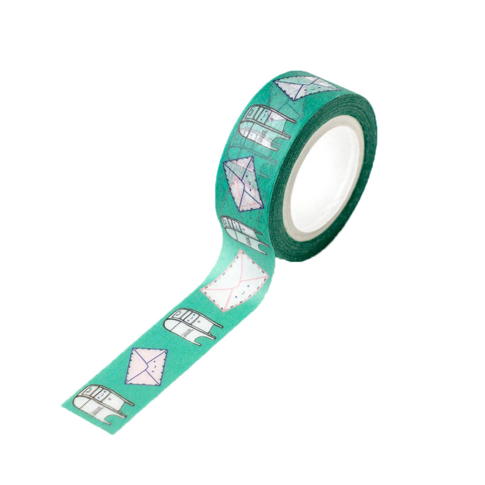 Happy Letter Happy Mailbox Washi Tape