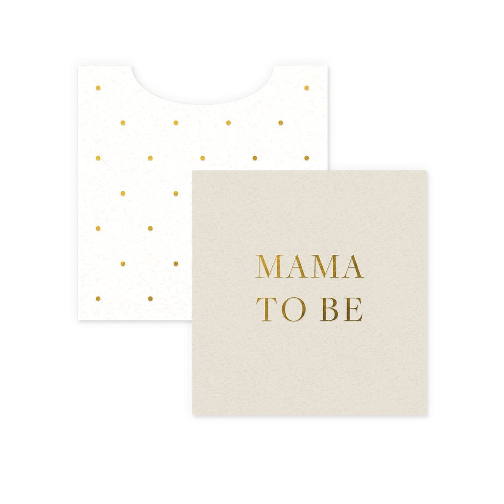 Mama To Be Mini Card