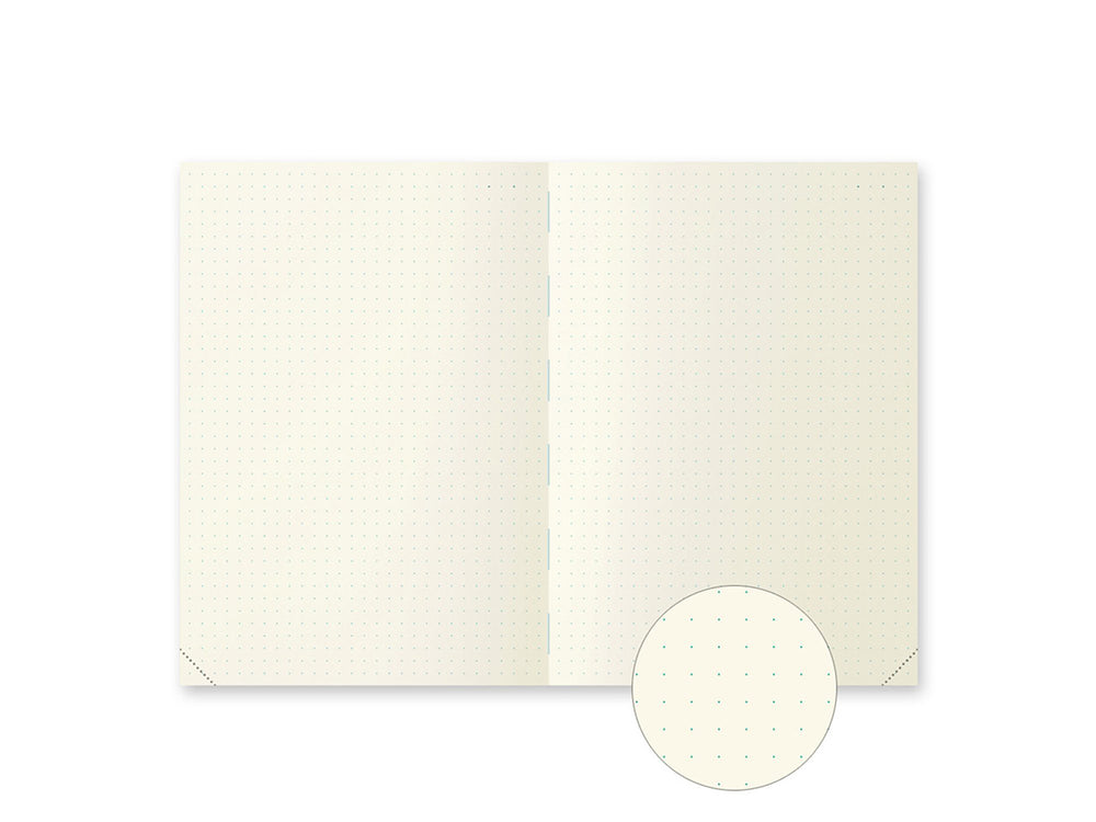 Midori A5 Codex 1 Day 1 Page Dot Grid Notebook
