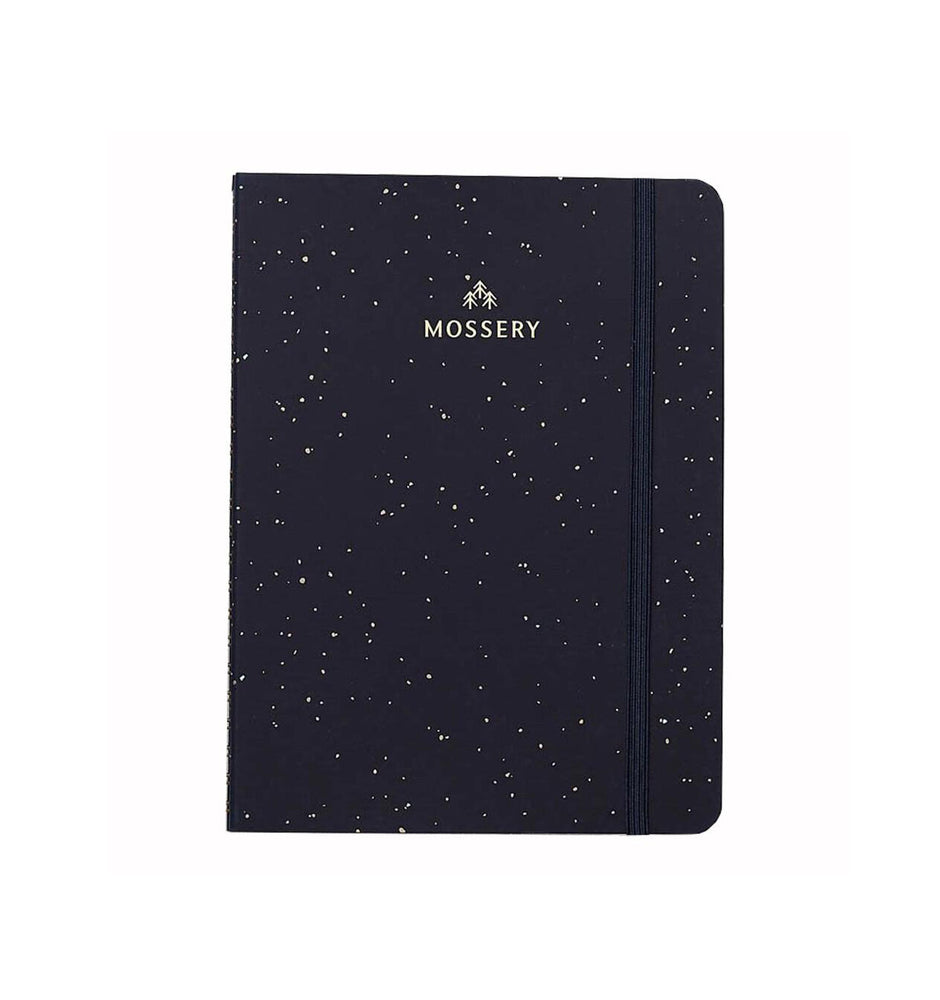 Mossery Mixed Media Sketchbook - Galaxy - M.Lovewell
