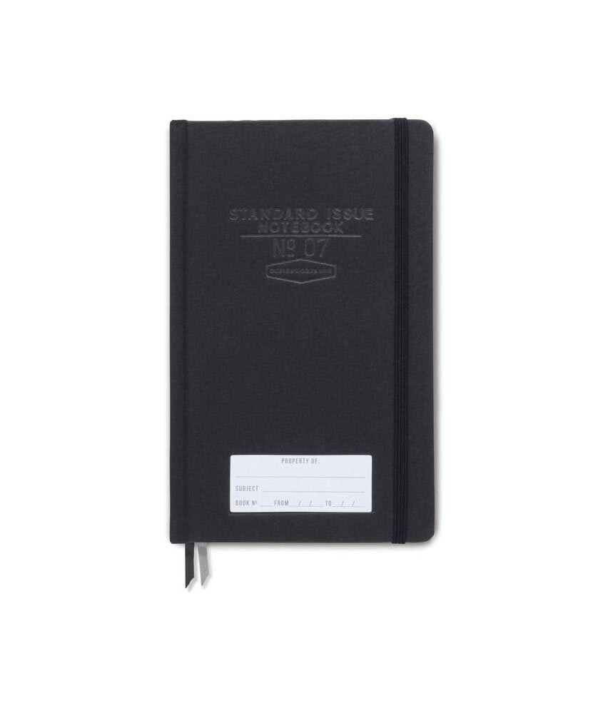 Standard Issue Bookcloth Notebook - M.Lovewell