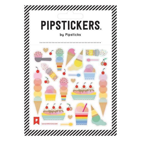 Sundae Treats Stickers
