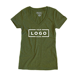 Recover Sustainably Made T-Shirt with Custom Logo
