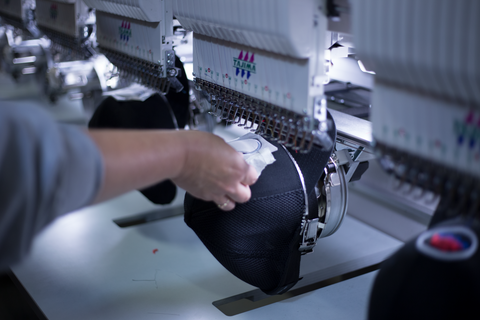 How 3D Embroidering Works   3D Puff Embroidery Process Explained