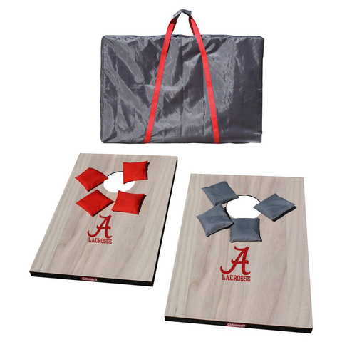 Coleman Wooden Bean Bag Toss Game