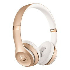 Beats by Dre Gold Solo3 Wireless Headphones