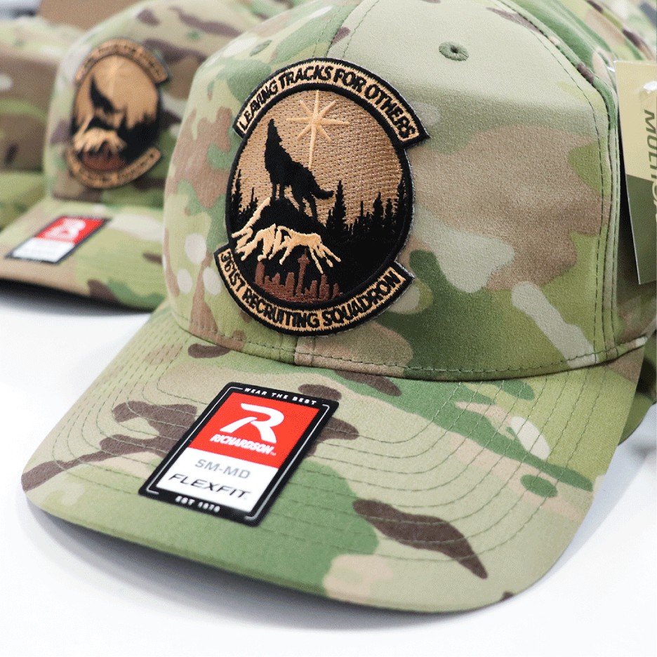 Custom Camo & Outdoor Apparel
