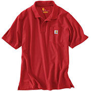 Custom Carhartt Polo Shirt for Men
