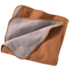 Carhartt Brown Blanket