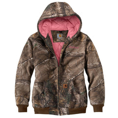 Carhartt Women's Realtree Xtra Camo Active Jacket