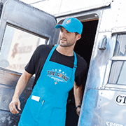 Custom Catering Uniforms and Aprons