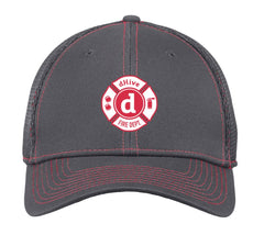 Custom Embroidered Fire Department Logo Hat