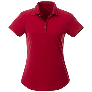 Custom Elevate Polo Shirts for Women