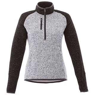 Custom Elevate Quarter Zips for Women