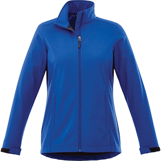 Custom Elevate Softshell Jackets for Women