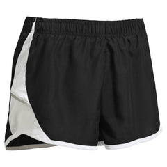 Expert Women's Black White Sonic Short