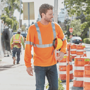 Custom Hi-Vis Safety T-Shirt