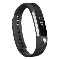 Fitbit Black Alta Wireless Activity & Sleep Wristband