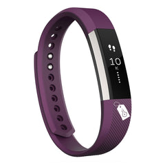 Fitbit Plum Alta Wireless Activity & Sleep Wristband