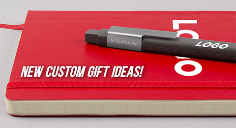 Custom Logo Notebook for Corporate Gifts