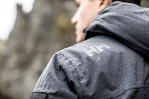 Water Resistant Fabric for Rain Jackets