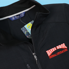 Custom Embroidered Construction Jacket from Zusa
