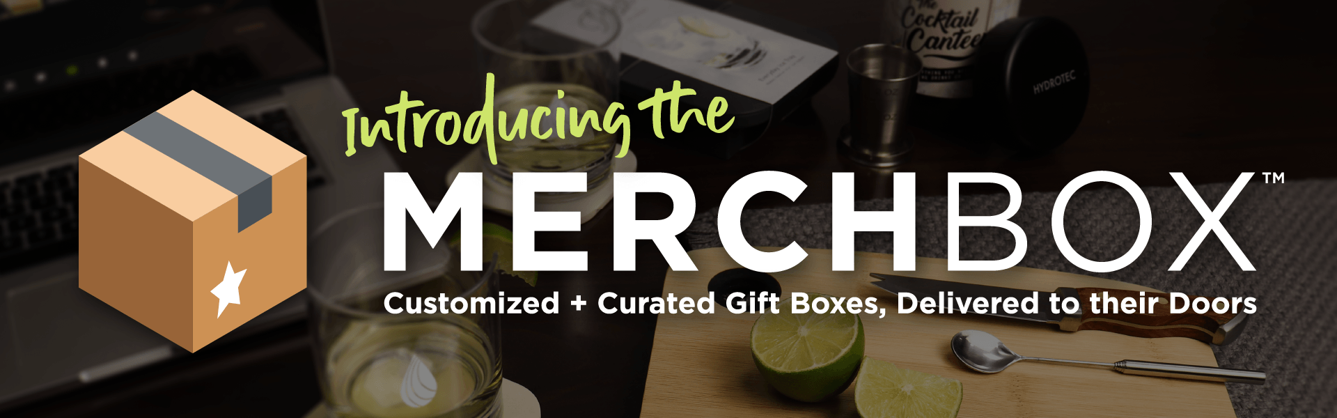 Introducing MerchBoxes